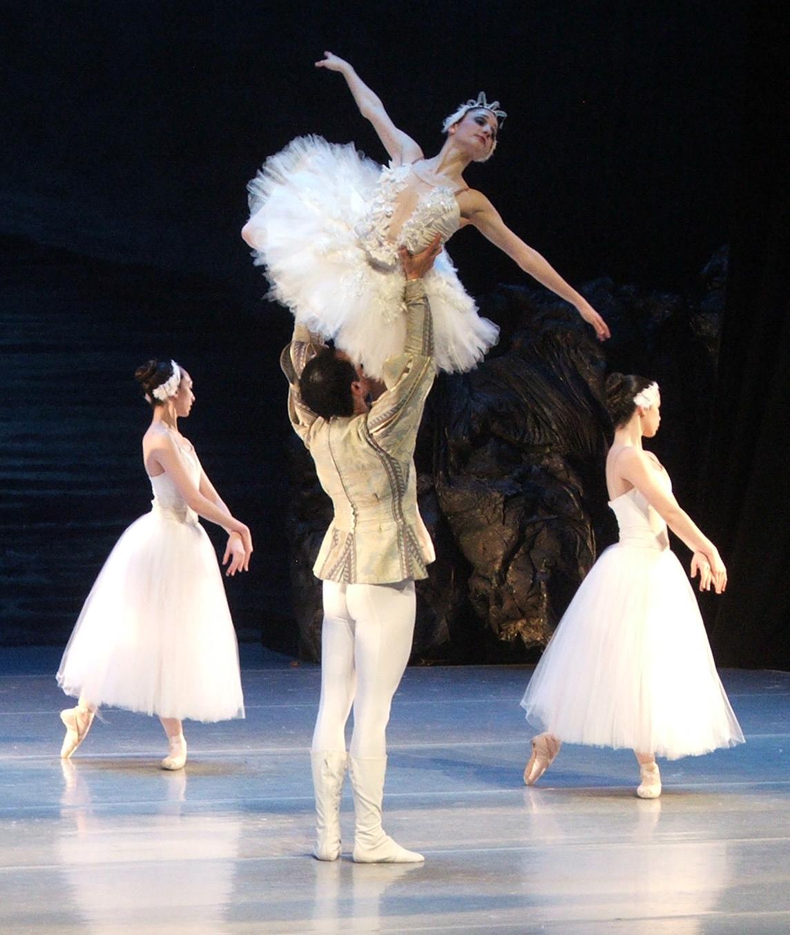 Colorado Ballet S Swan Lake: Northeast Atlanta Ballet